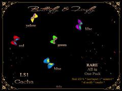 Gatcha Butterfly_Firefly