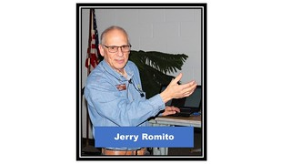 """""""Shop Layout"""" Jerry Romito 2020 -- March 2020 Newsletter"""