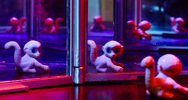 Many little monkeys... ;-)