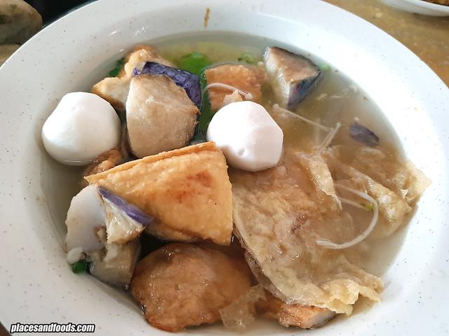 ikan jing too yong tau fu