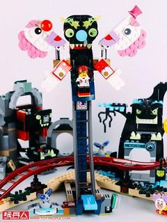 一起成為抓鬼大師! LEGO 70427、70430、70432 幽靈秘境 (Hidden Side) 系列三款盒組開箱報告(上篇)