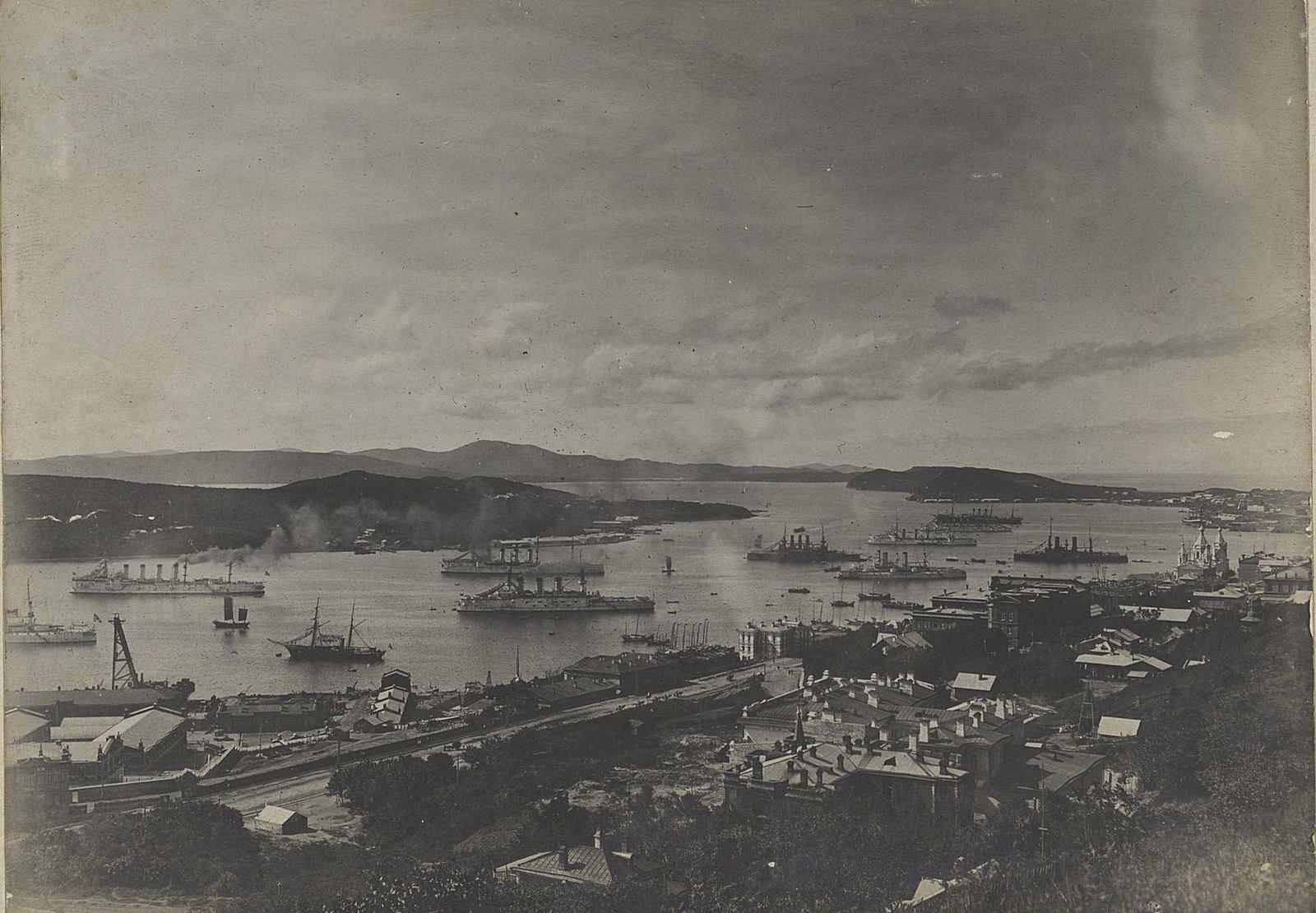 09. Корабли в гавани