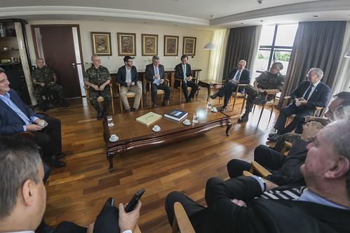 Apresentação Portfólio de Programas e Projetos - Exército Brasileiro