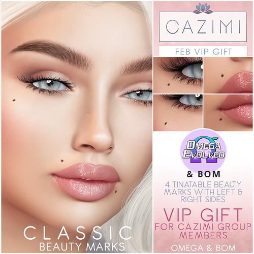 VIP Gift: Classic Beauty Marks