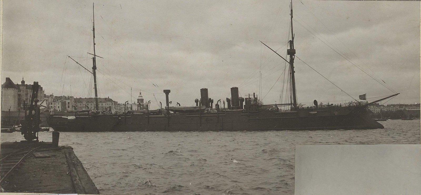 08. Корабль в порту