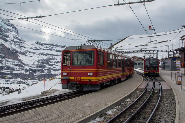 Jungfraubahn.