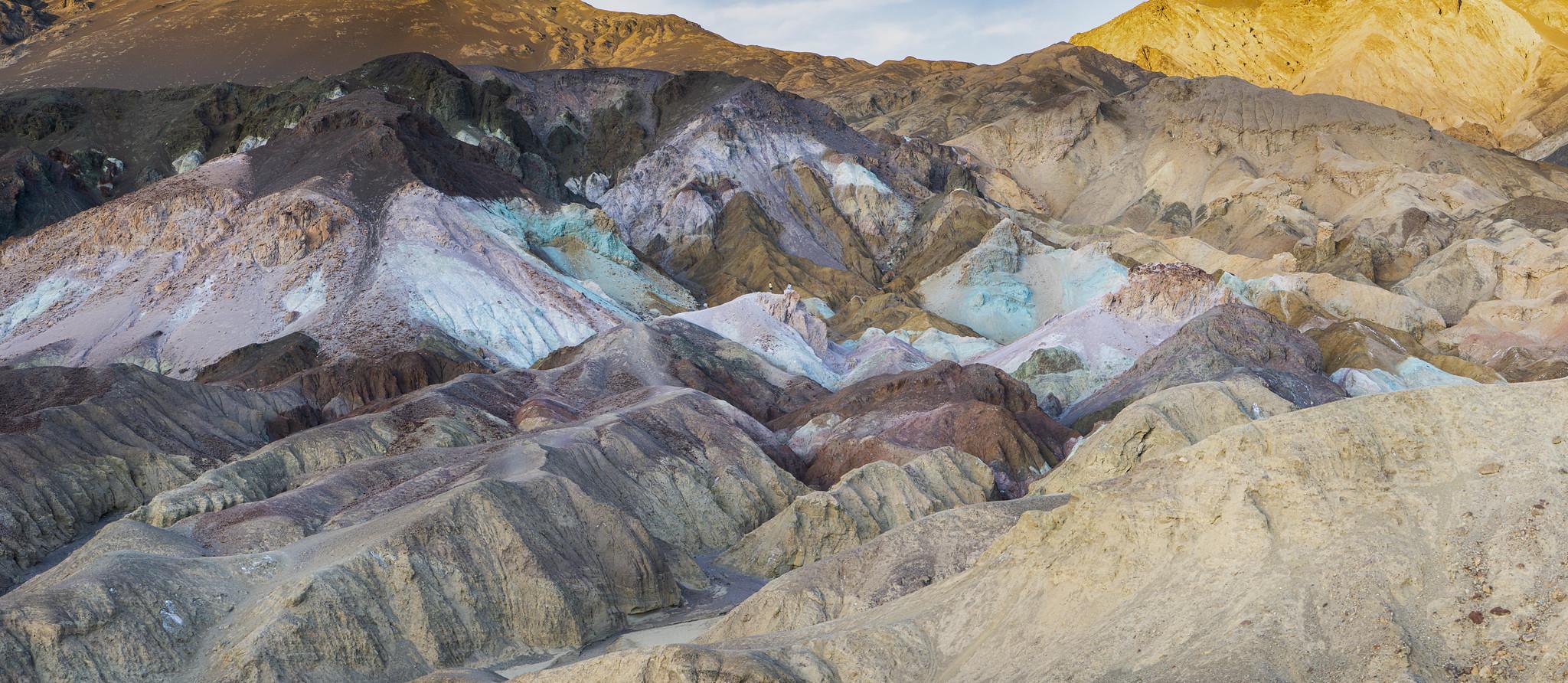 Death Valley - Artists Palette 2