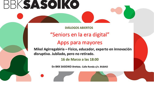 Seniors en la era digital: APPs para mayores