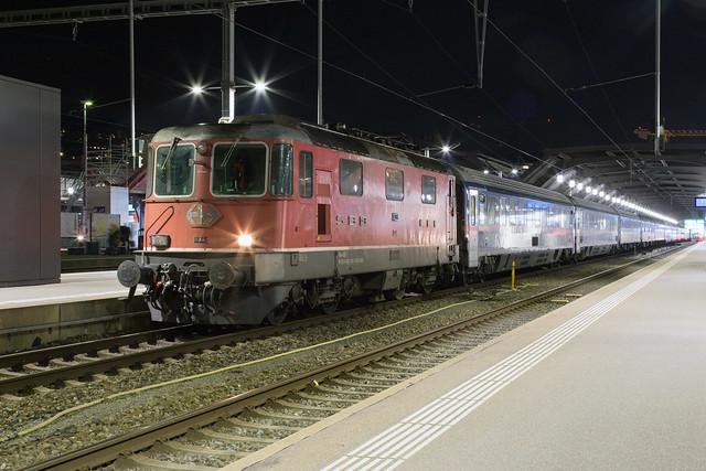 SBB Re 4/4 420 133 Zürich Hbf