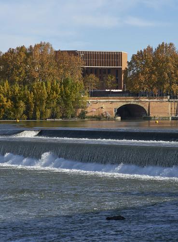 Grafton Architects - 土魯斯第一大學經濟學院 Université Toulouse 1 Capitole, School of Economics 1, photo courtesy of Dennis Gilbert