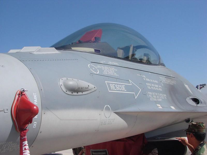 F-16C Block 50 Plus Viper 3