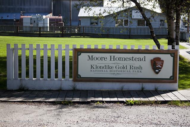 Moore Homestead, Skagway