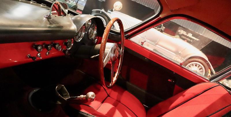 Alfa Romeo 2000 Sportiva Bertone 1954  49616407458_b14c1a8c4e_c