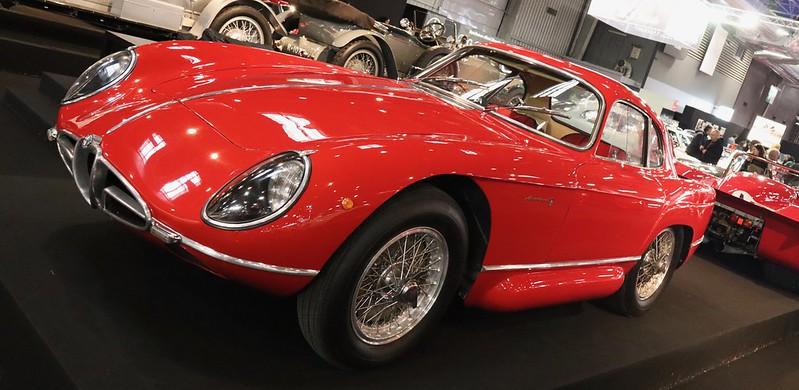 Alfa Romeo 2000 Sportiva Bertone 1954  49616407753_b946358732_c