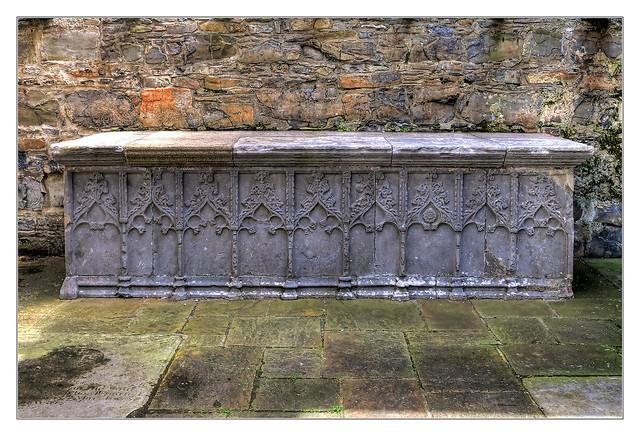Sligo IR - Sligo Abbey Altar