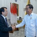 ADB President Asakawa Meets with President Widodo to Reaffirm Support for Indonesia's Development Priorities