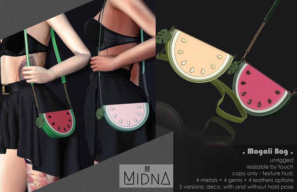 Midna – Magali Bag