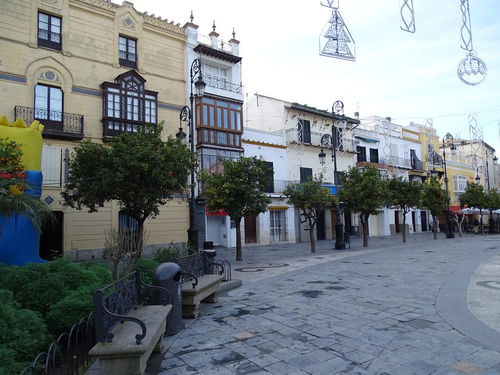 Plaza del Cabildo Sanlucar de Barrameda Cadiz 03