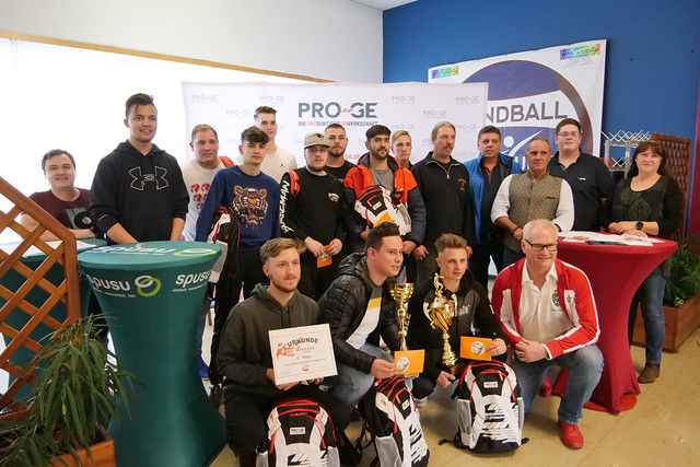 PRO-GE Jugend: Bundeshallenfußballturnier 2020