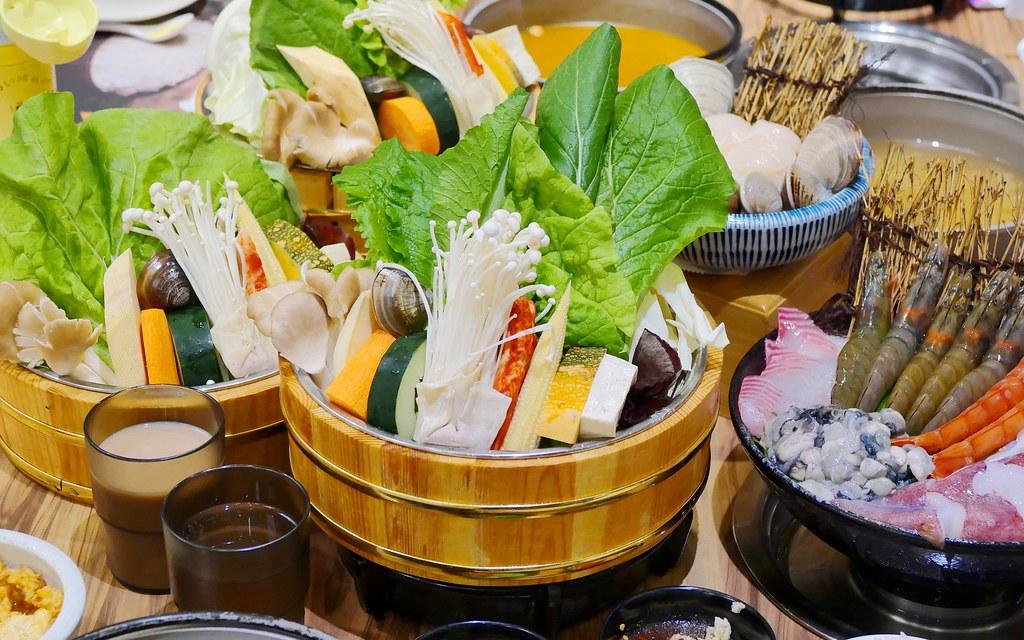 49616748652 05b2910c8c b - 熱血採訪│台中葉菜類無限吃到飽!良食煮意有機鍋物四月底前肉盤免費升級加大!海鮮盤買一送一