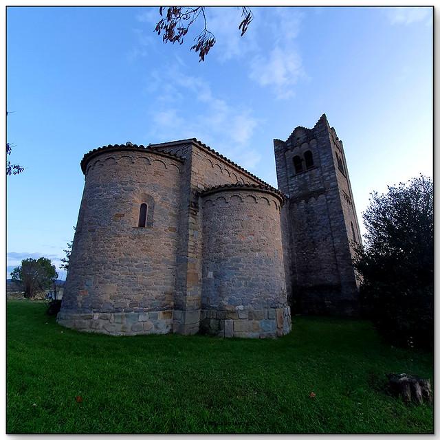 Sant Francesc s'hi Moria, Vic (Osona)