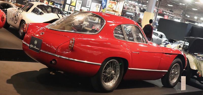 Alfa Romeo 2000 Sportiva Bertone 1954  49616924246_40a426b095_c