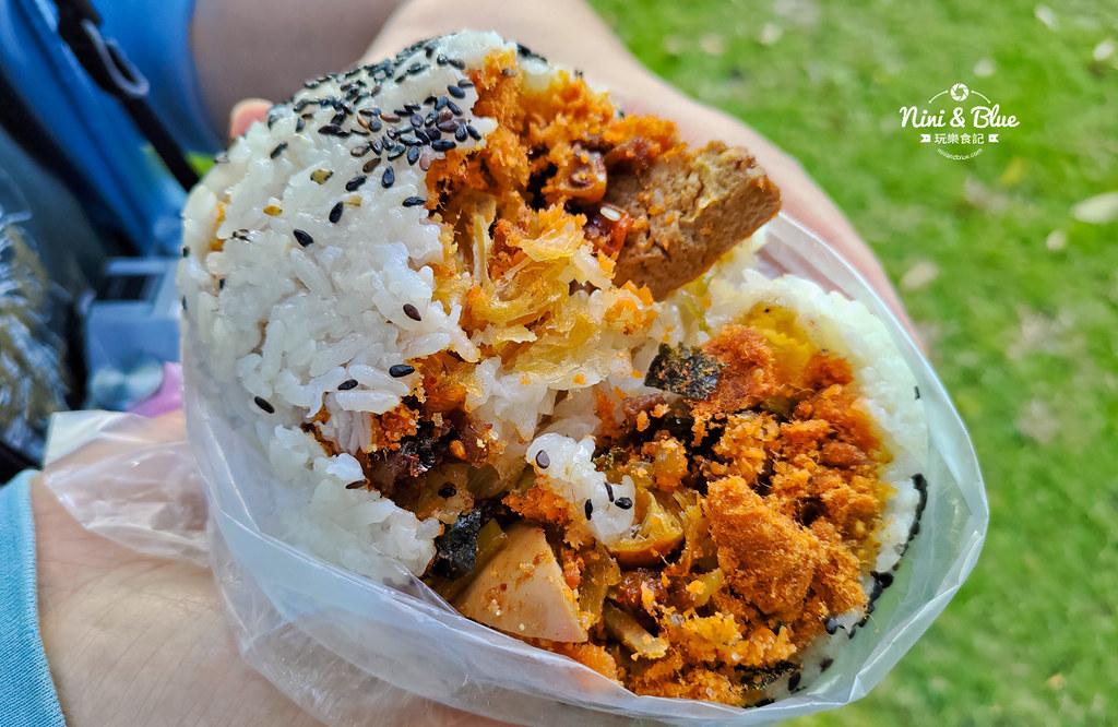 食反米團-飯糰  軍功路飯糰12