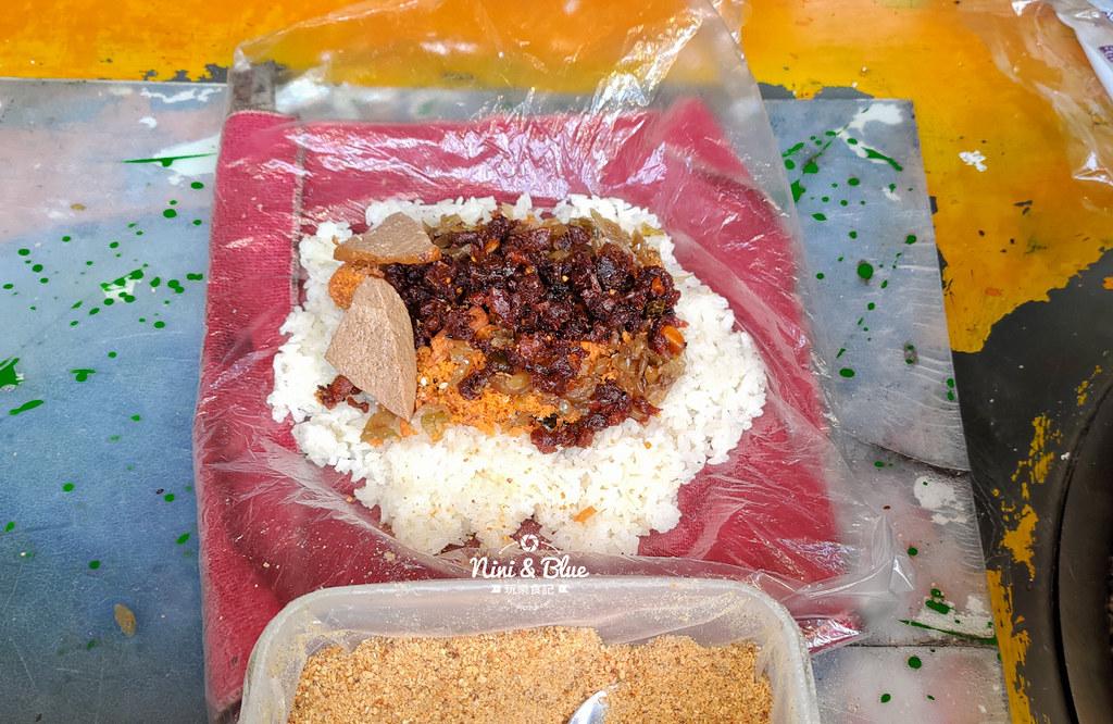食反米團-飯糰  軍功路飯糰06