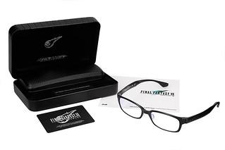 破壞劍融入鏡框設計~《FINAL FANTASY VII 重製版》x Zoff 推出聯名款 Zoff SMART 濾藍光眼鏡!