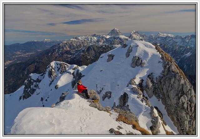 Cima del Cacciatore (2071 m)