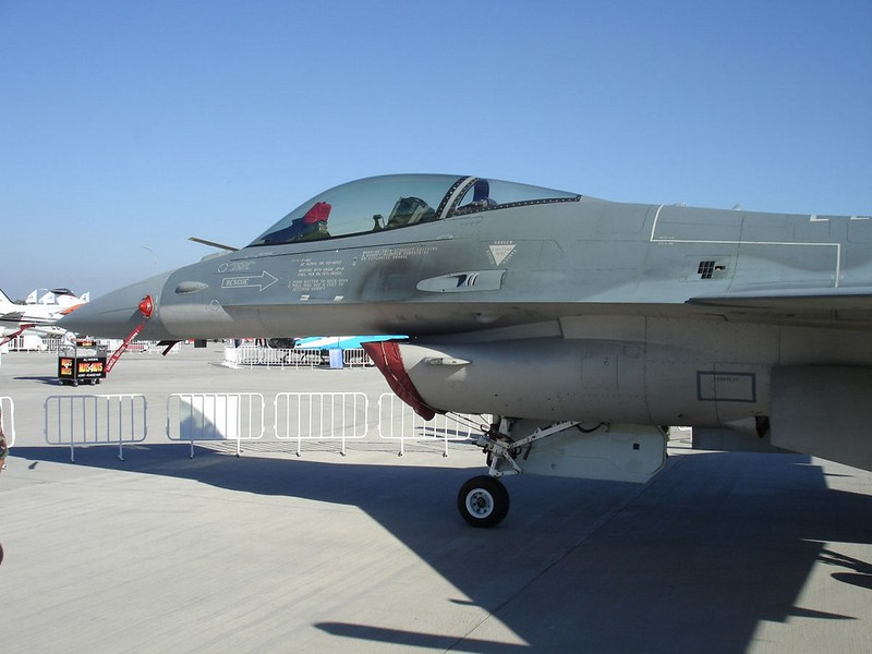 F-16C Block 50 Plus Viper 6