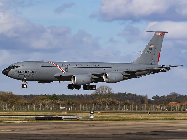 United States Air Force | Boeing KC-135R Stratotanker | 64-14840