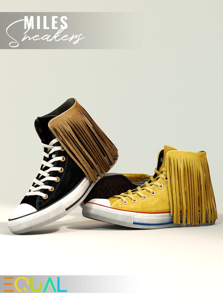 EQUAL – Miles Sneakers