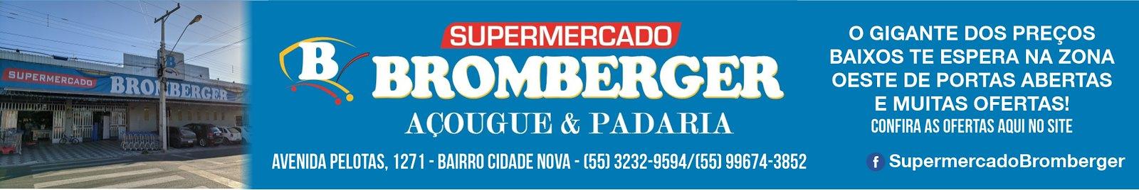 Supermercado Bromberger - O gigante dos preços baixos em São Gabriel!