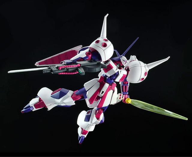 沉眠於阿克西斯的白色機體 HG 1/144《機動戰士鋼彈 Twilight AXIS》AMX-104 R.查加(R・ジャジャ) Twilight AXIS Ver.【PB限定】