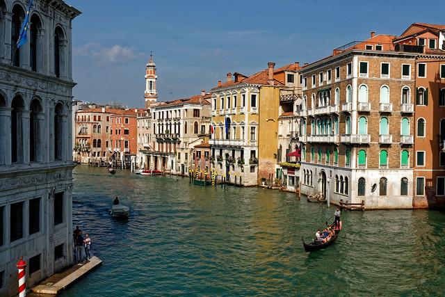 Venezia / Canal Grande / Rialto