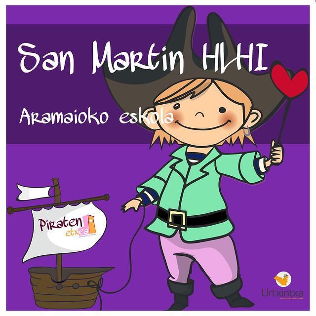 Pirata egonaldia- San Martin HLHI 2020.03.16-2020.03.17