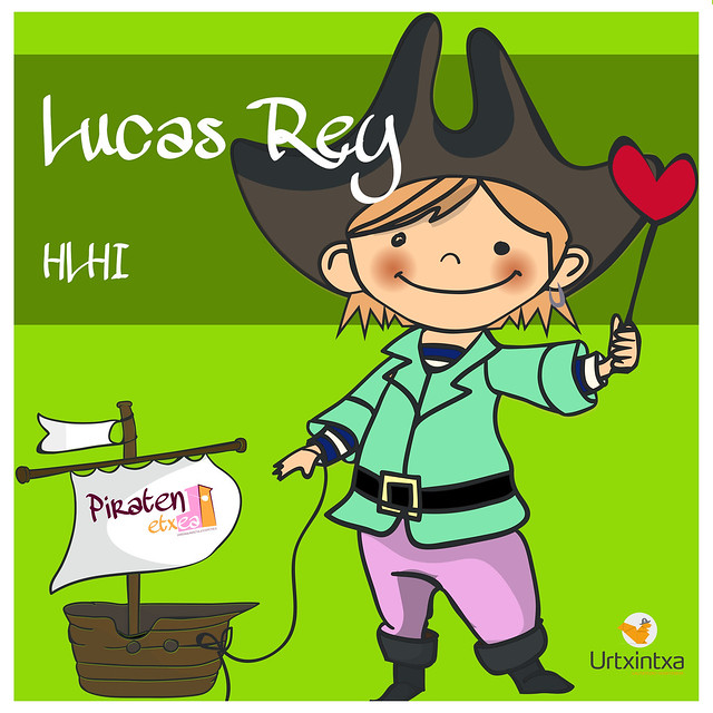 Pirata egonaldia- Lucas Rey HLHI 2020.03.05-2020.03.06