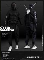 [COMPLEX] CYBER SAMURAI