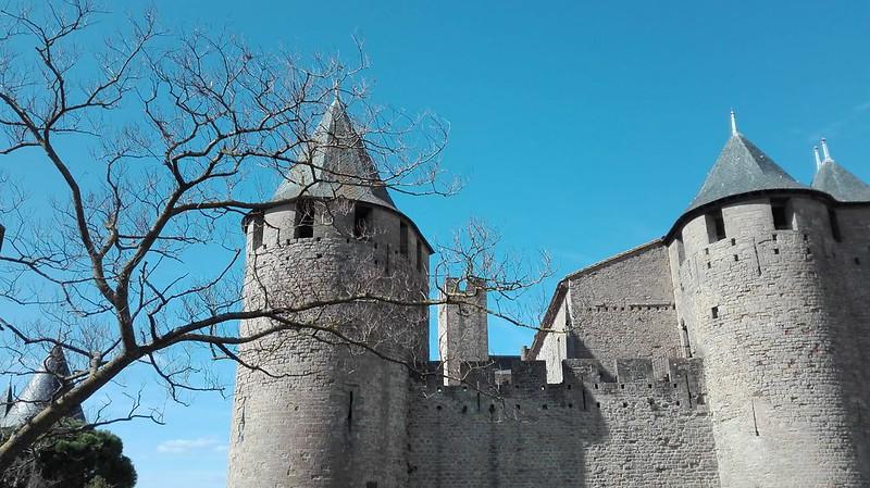 El País Càtar - L'Abadia medieval de Lagrasse