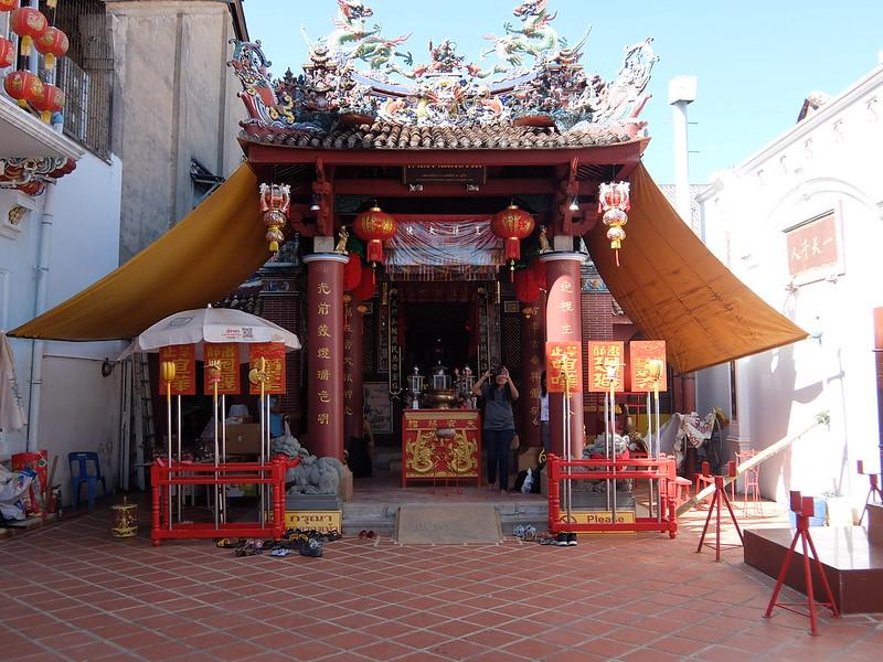 Пхукет-Таун - Храм