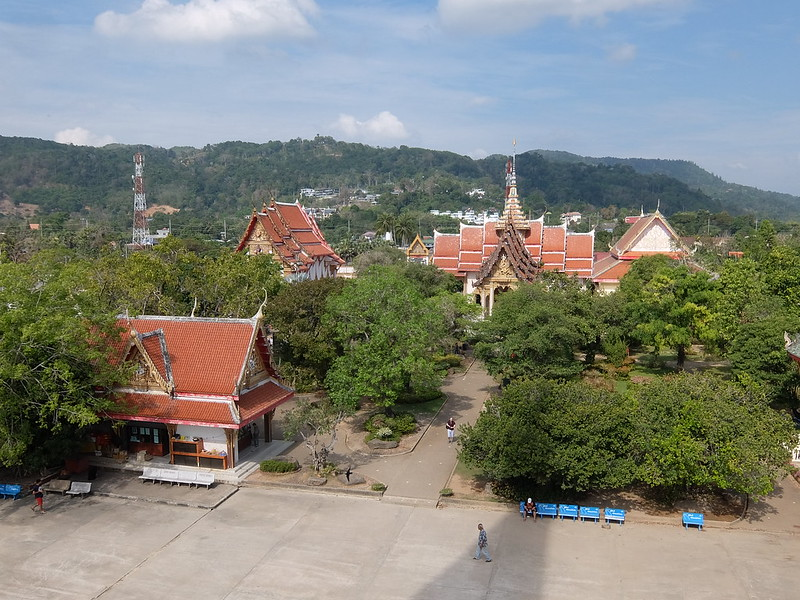 Пхукет - Территория храма Ват Чалонг