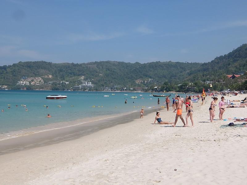 Пхукет - Пляж Патонг