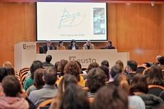 03/03/2020 - Deusto formará en Ética a 220 directivos y empleados de Mutualia