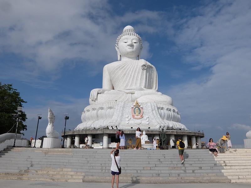 Пхукет - Большой Будда