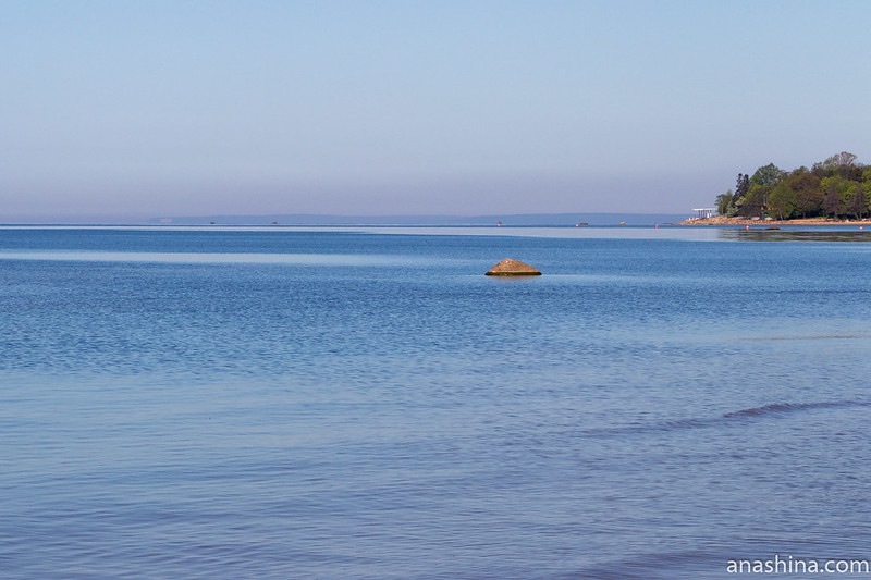 Финский залив в Репино