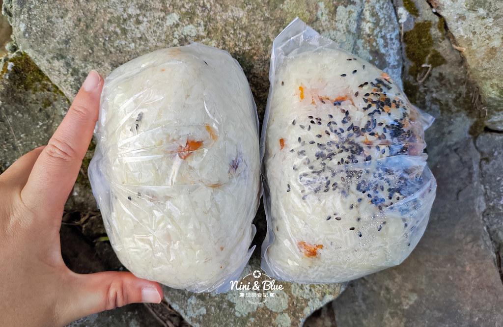 食反米團-飯糰  軍功路飯糰09