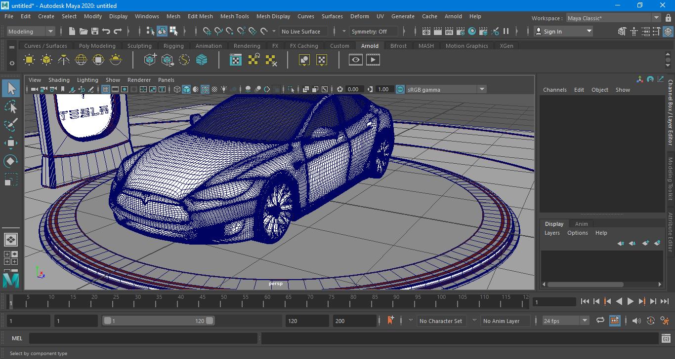Working with Autodesk Maya 2020 full license