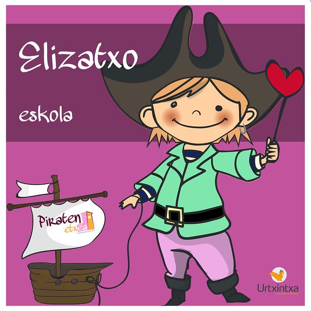 Pirata egonaldia-  Elizatxo eskola 2020.03.30-2020.03.31