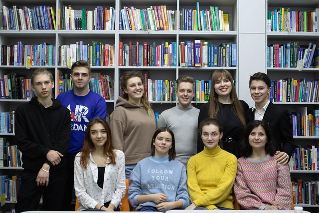 День народження літературно-мистецької вітальні / КЕПІТ / 27.02.2020